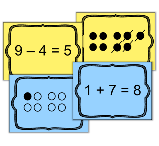 Wiskunde - W13L5 - Zoekjepartner